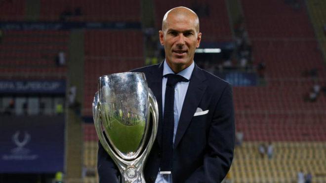 مفاجأة … زيدان فاز بـ 6 بطولات من أصل 8 مع ريال مدريد