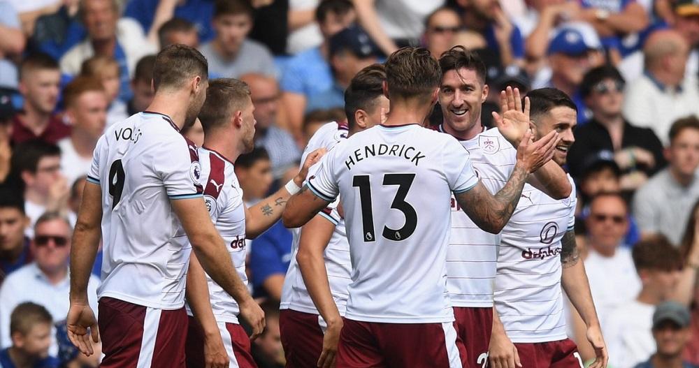 أهداف مباراة تشيلسي بيرنلي 2-3 الدوري الإنجليزي