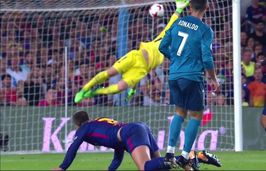 أهداف مباراة ريال مدريد و برشلونة 3-1 ذهاب كأس السوبر الإسباني