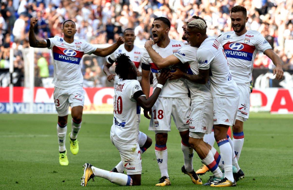 أهداف مباراة ليون و بوردو 3-3 الدوري الفرنسي