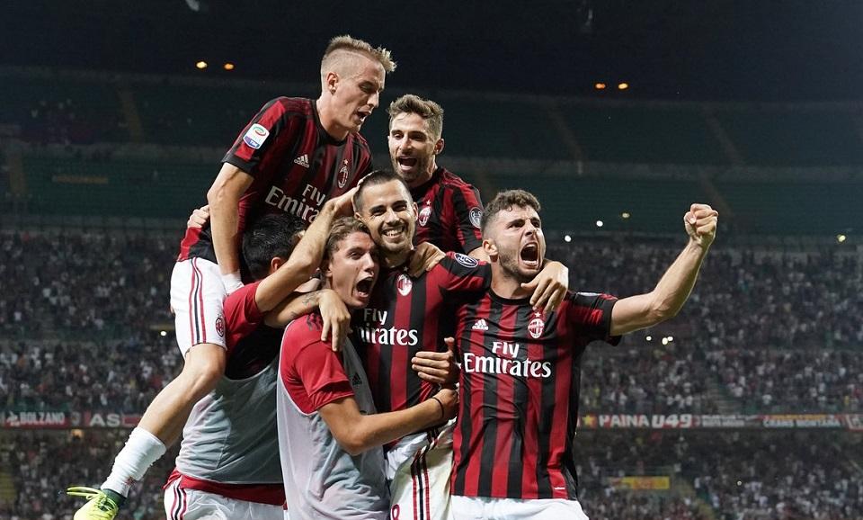 اهداف مباراة ميلان وكالياري 2-1 الدوري الايطالي