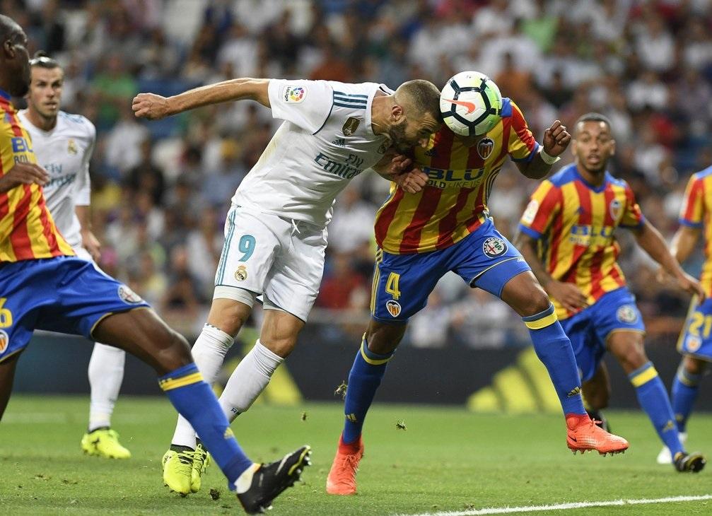 أهداف مباراة ريال مدريد و فالنسيا 2-2 الدوري الإسباني