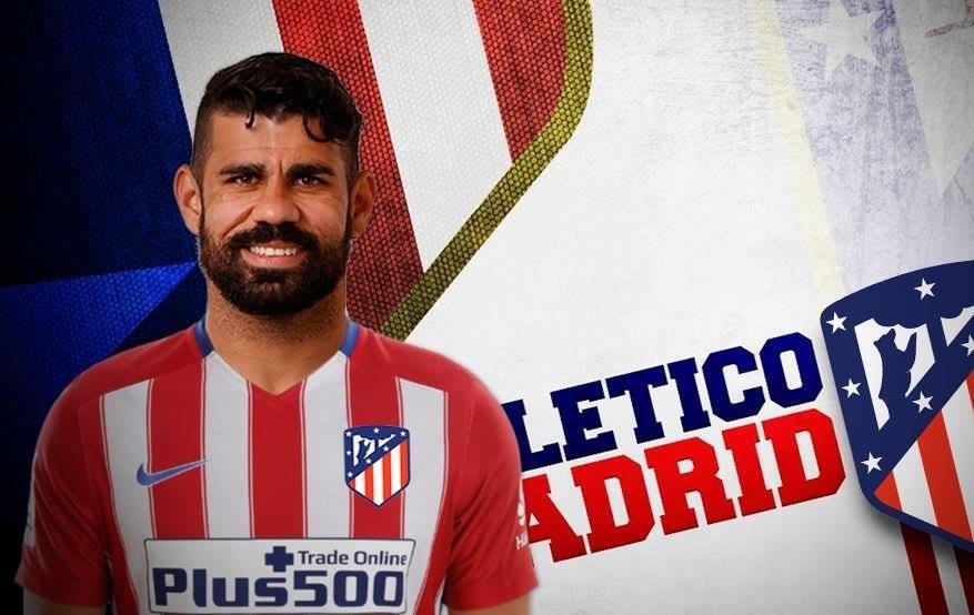 رسمياً … أتلتيكو مدريد يعلن عن استعادة دييغو كوستا