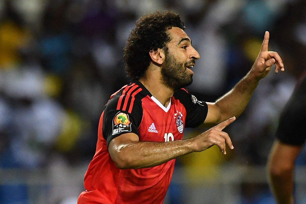 أهداف مباراة مصر و أوغندا 1-0 تصفيات كأس العالم