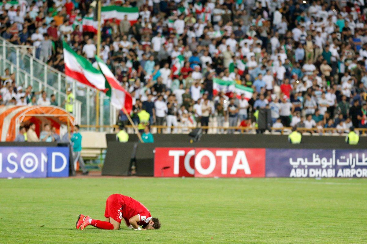 أهداف مباراة سوريا وإيران 2-2 تصفيات كأس العالم
