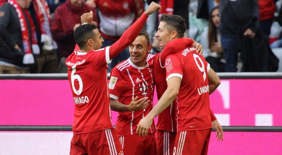 أهداف مباراة بايرن ميونخ و ماينز 4-0 الدوري الألماني
