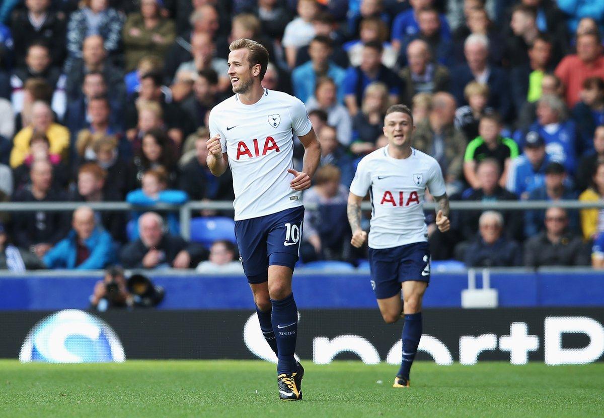 أهداف مباراة توتنهام هوتسبير وإيفرتون 3-0 الدوري الإنجليزي