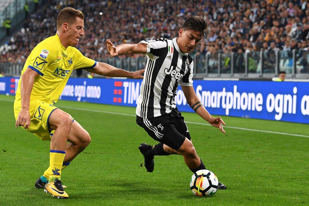 أهداف مباراة يوفنتوس و كييفو فيرونا 3-0 الدوري الإيطالي