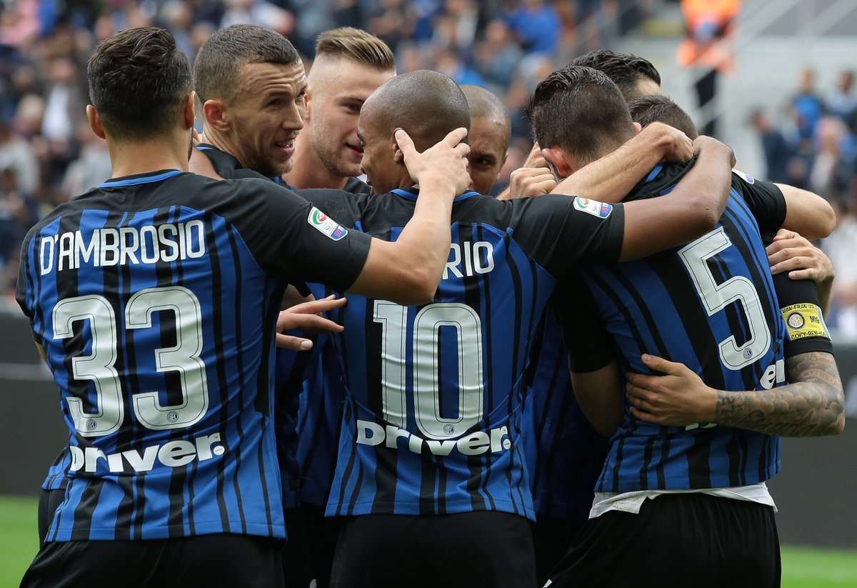 أهداف مباراة إنتر ميلان وسامبدوريا 5-0 الدوري الإيطالي
