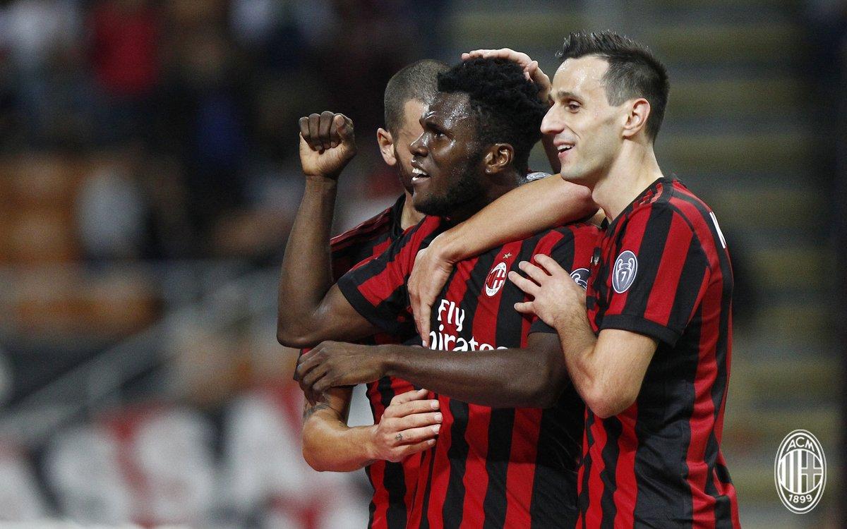 أهداف مباراة ميلان و سبال 2-0 الدوري الإيطالي