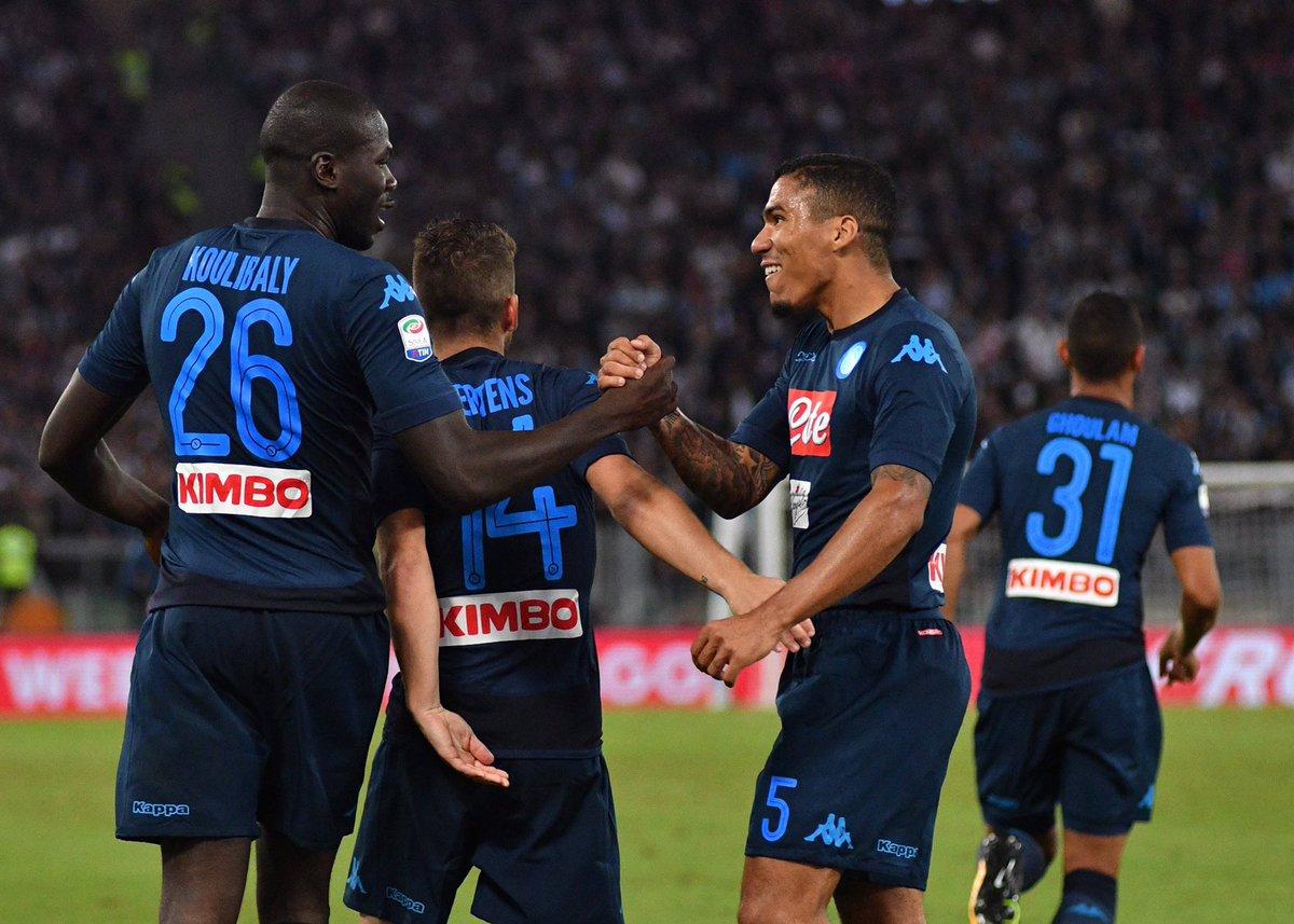 أهداف مباراة نابولي و لاتسيو 4-1 الدوري الإيطالي
