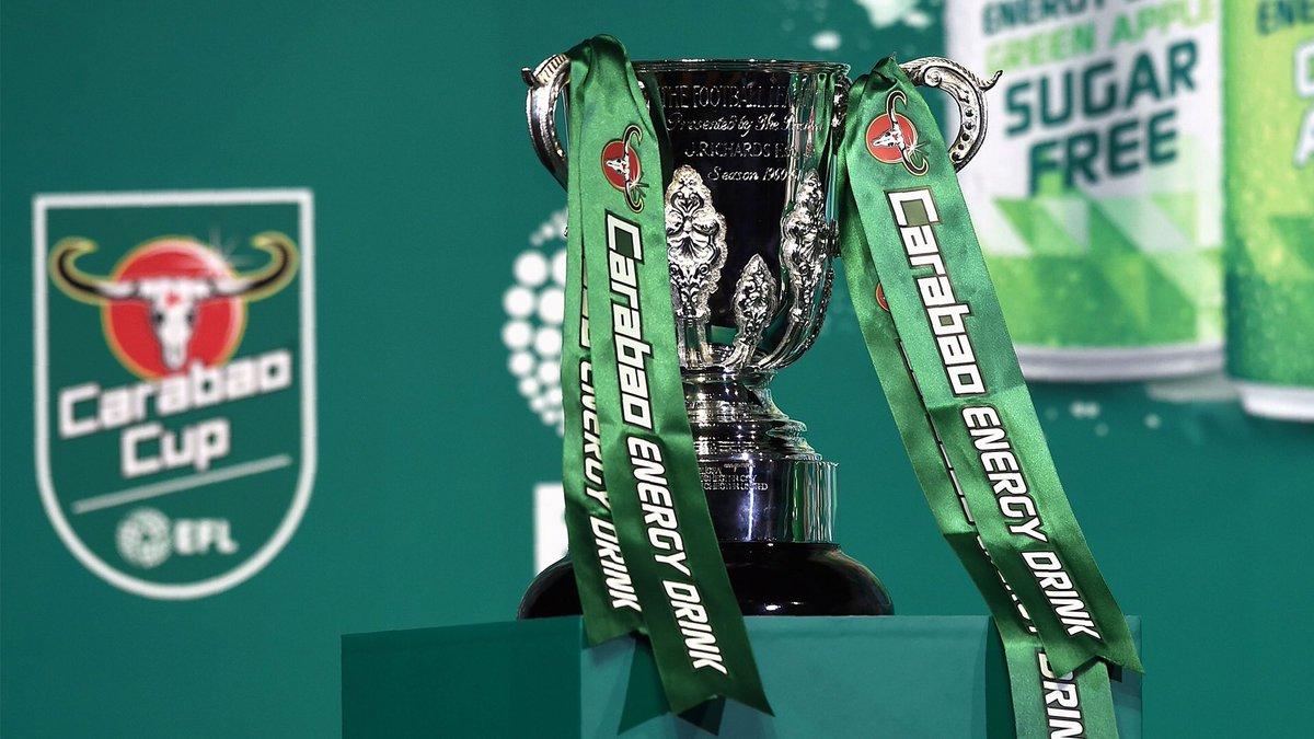 عاجل: نتائج قرعة دور الـ 16 من بطولة كأس الرابطة الإنجليزية