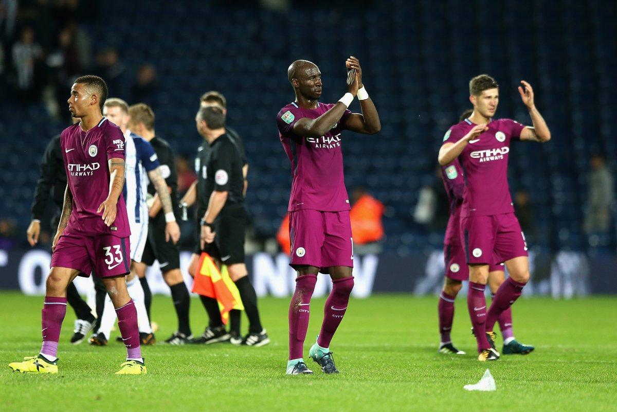 أهداف مباراة مانشستر سيتي و وست بروميتش 2-1 كأس الرابطة الإنجليزية