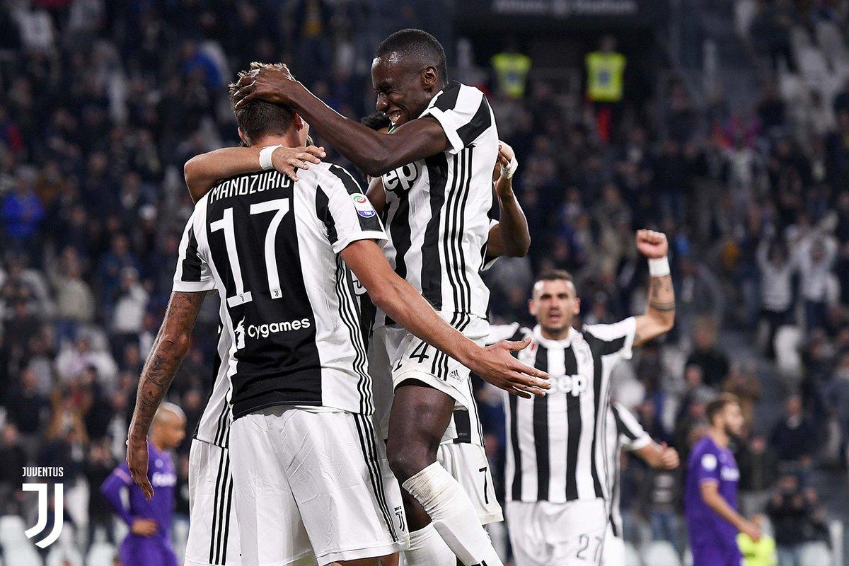 اهداف مباراة يوفنتوس وبينفينتو 2-1 الدوري الإيطالي