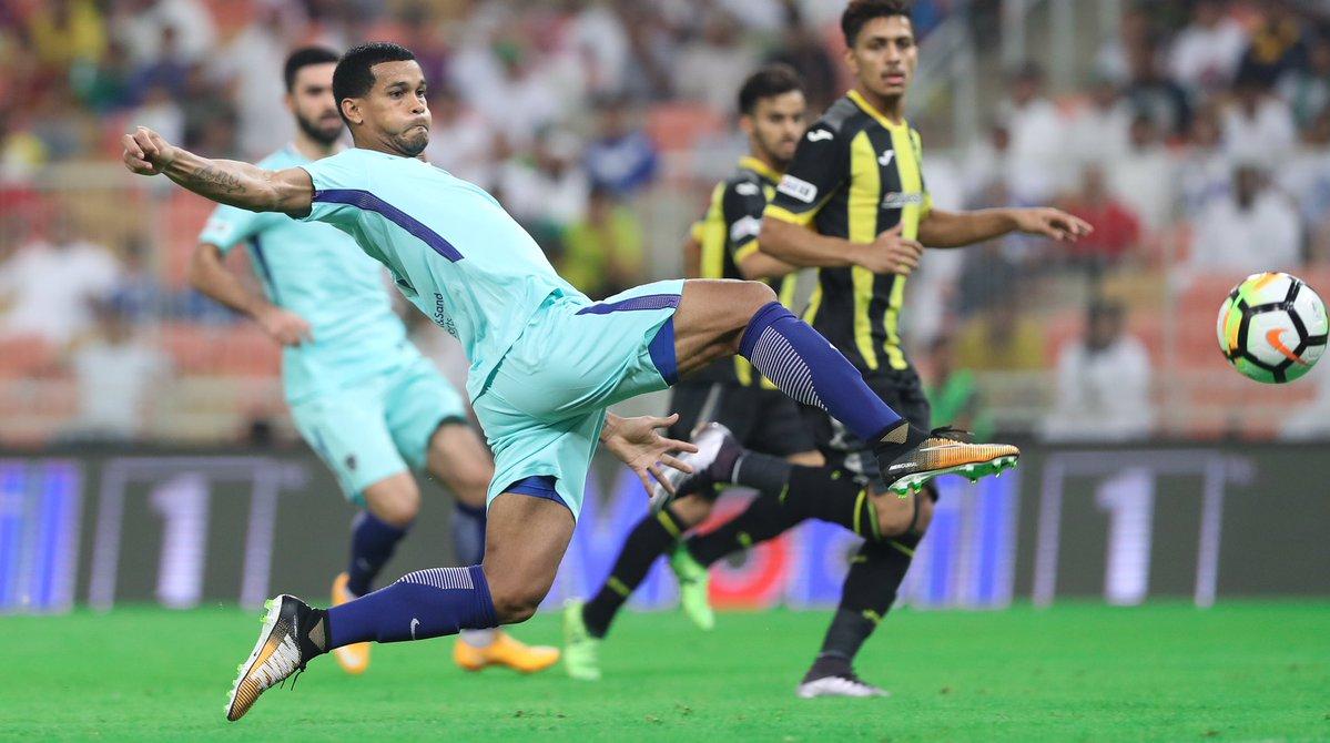 أهداف مباراة الهلال والاتحاد 1-1 الدوري السعودي