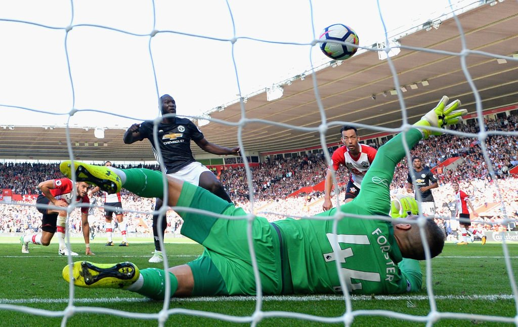 أهداف مباراة مانشستر يونايتد وساوثهامبتون 1-0 الدوري الإنجليزي