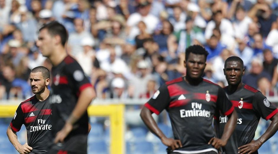 أهداف مباراة سامبدوريا و ميلان 2-0 الدوري الإيطالي