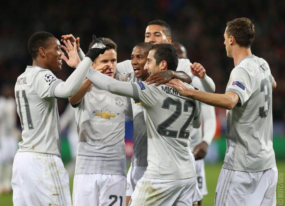 أهداف مباراة مانشستر يونايتد وسسكا موسكو 4-1 دوري الأبطال