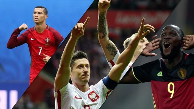 قائمة هدافي التصفيات الأوروبية المؤهلة لكأس العالم 2018