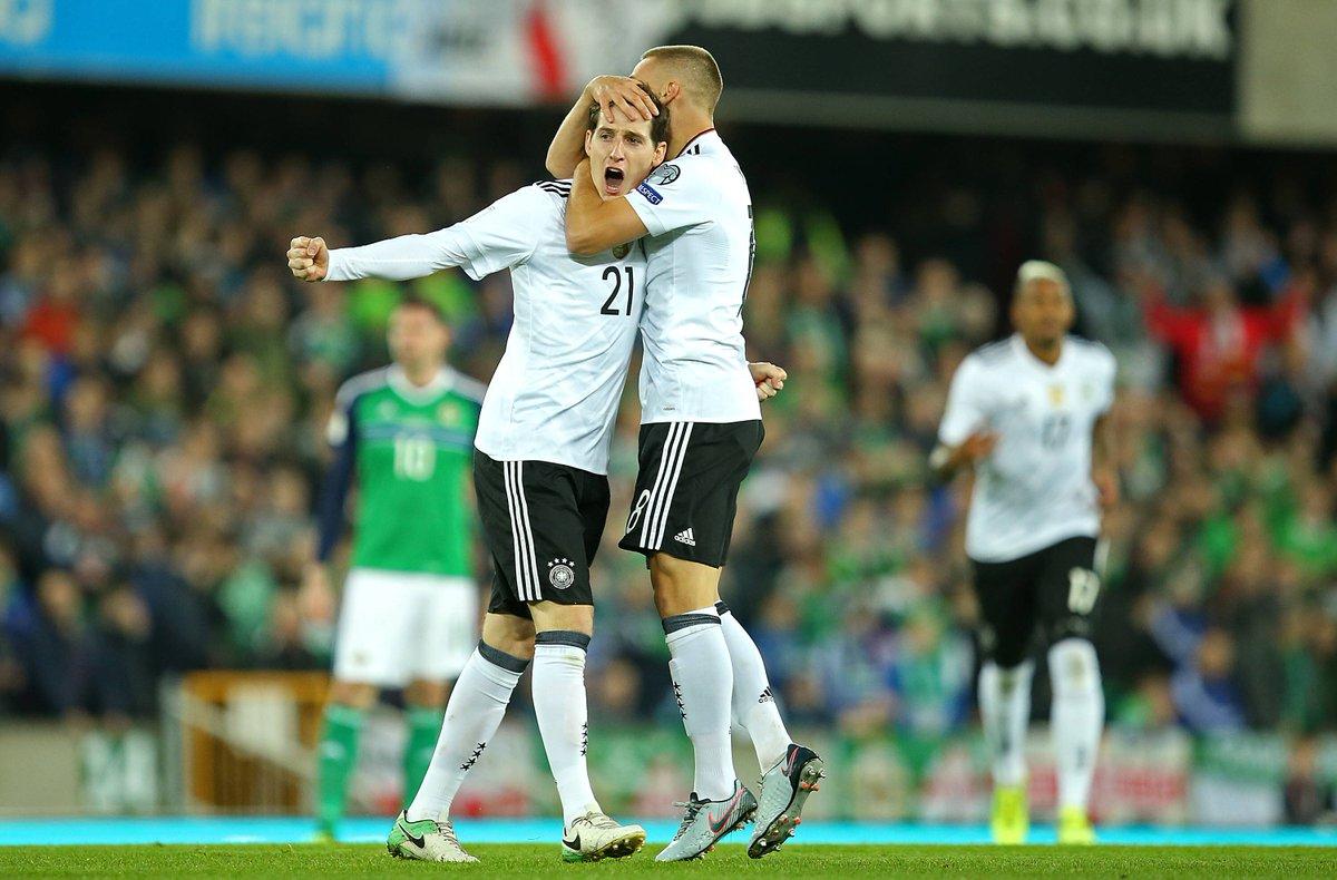 أهداف مباراة ألمانيا وأيرلندا 3-1 تصفيات كأس العالم