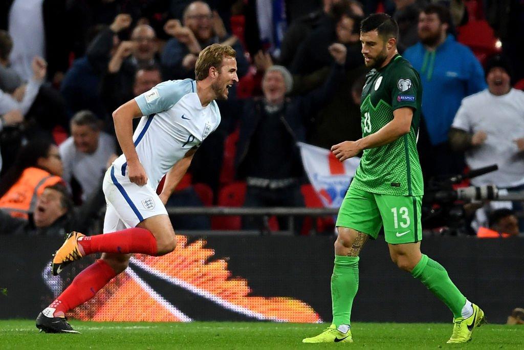 أهداف مباراة إنجلترا و سلوفينيا 1-0 تصفيات كأس العالم