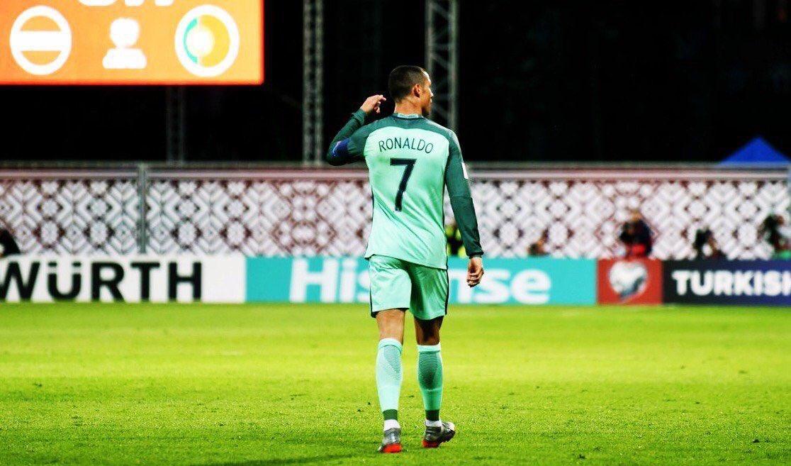 أهداف مباراة البرتغال وأندورا 2-0 تصفيات كأس العالم 2018