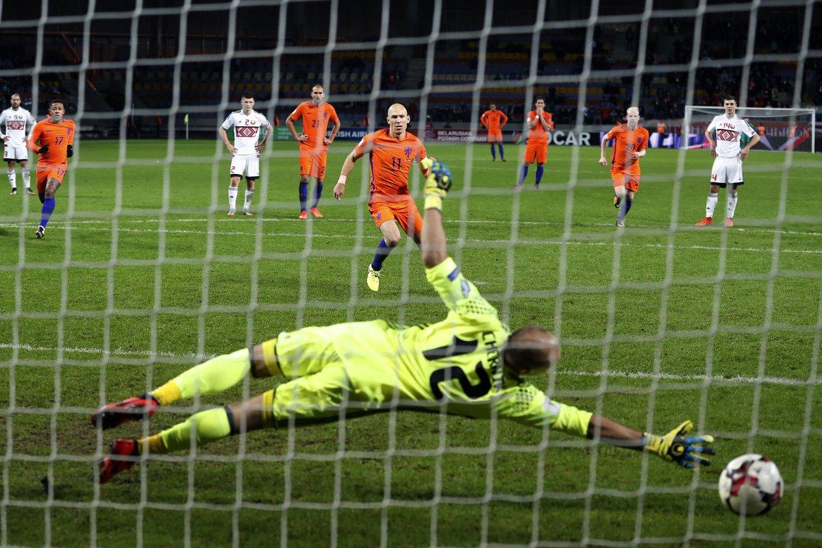 أهداف مباراة هولندا وبيلاروسيا 3-1 تصفيات كأس العالم 2018
