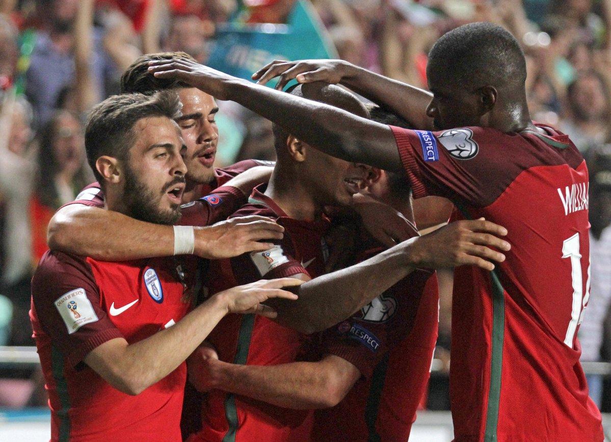 أهداف مباراة البرتغال و سويسرا 2-0 تصفيات كأس العالم