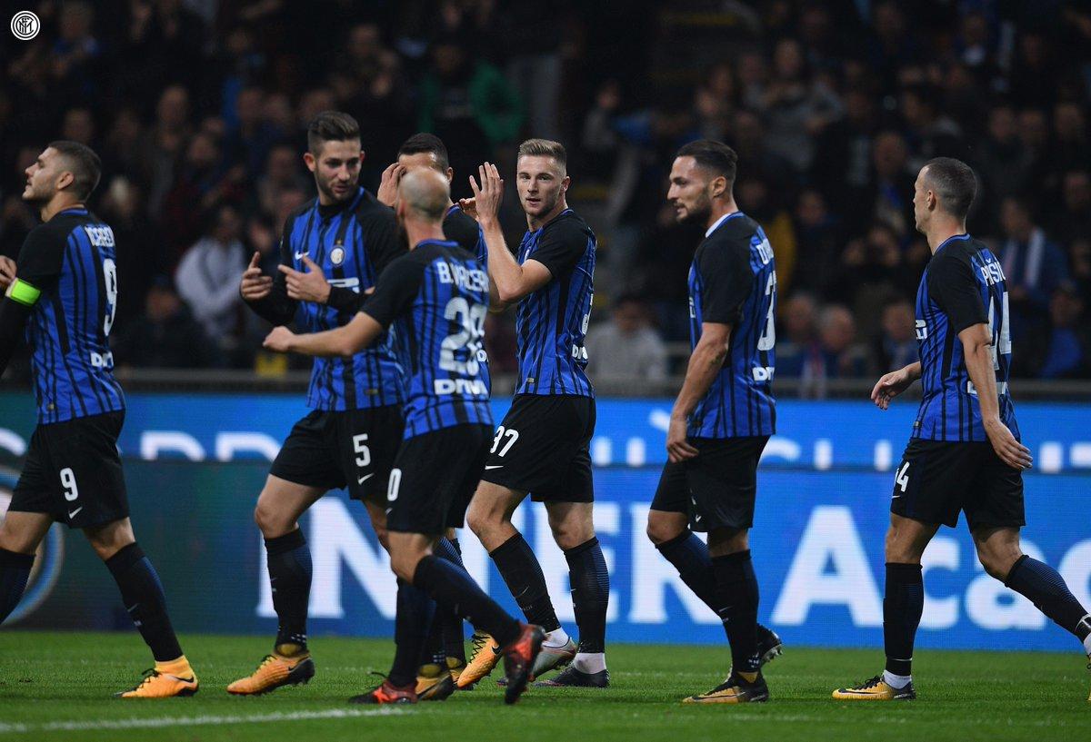 أهداف مباراة إنتر ميلان و سامبدوريا 3-2 الدوري الإيطالي