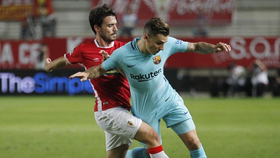 أهداف مباراة برشلونة وريال مورسيا 3-0 كأس ملك إسبانيا