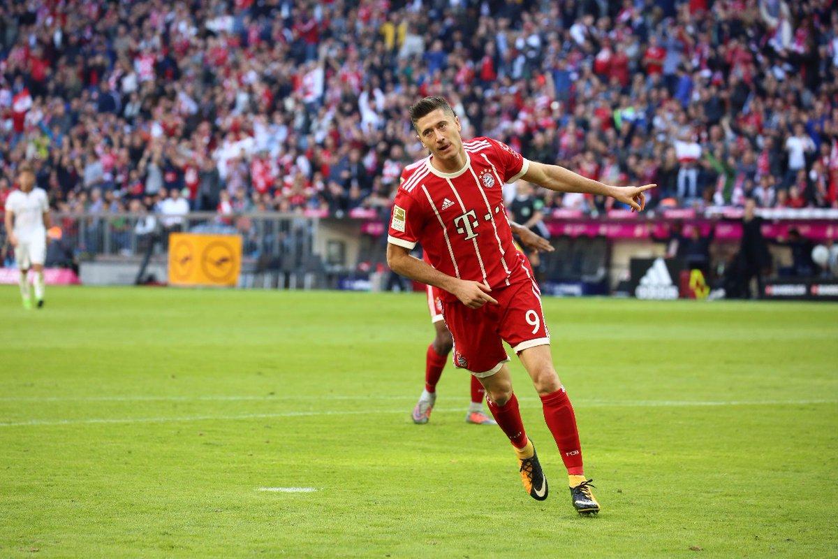 أهداف مباراة بايرن ميونخ وفرايبورغ 5-0 الدوري الألماني