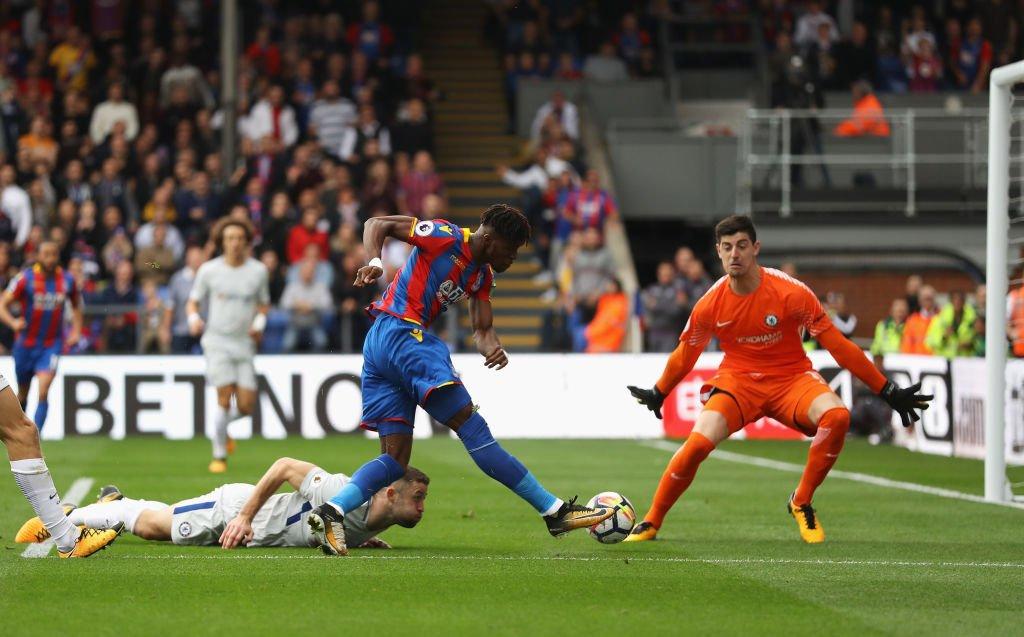 أهداف مباراة تشيلسي وكريستال بالاس 1-2 الدوري الإنجليزي