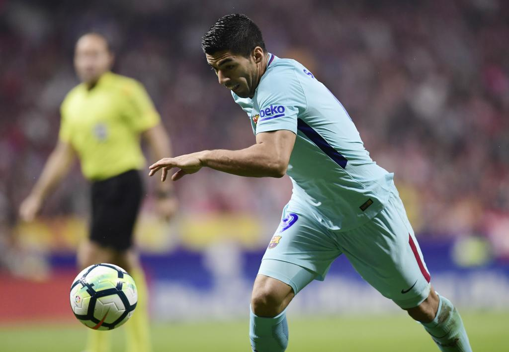 أهداف مباراة أتلتيكو مدريد وبرشلونة 1-1 الدوري الإسباني