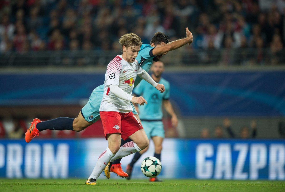 أهداف مباراة لايبزيغ وبورتو 3-2 دوري الأبطال
