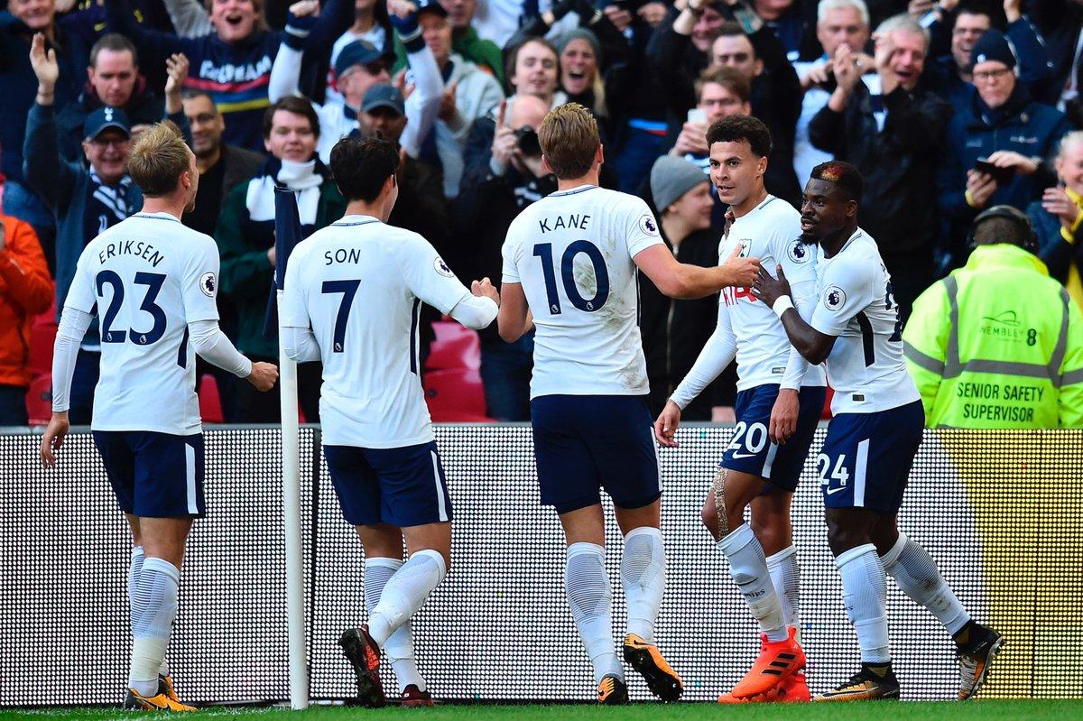 أهداف مباراة توتنهام وليفربول 4-1 الدوري الإنجليزي