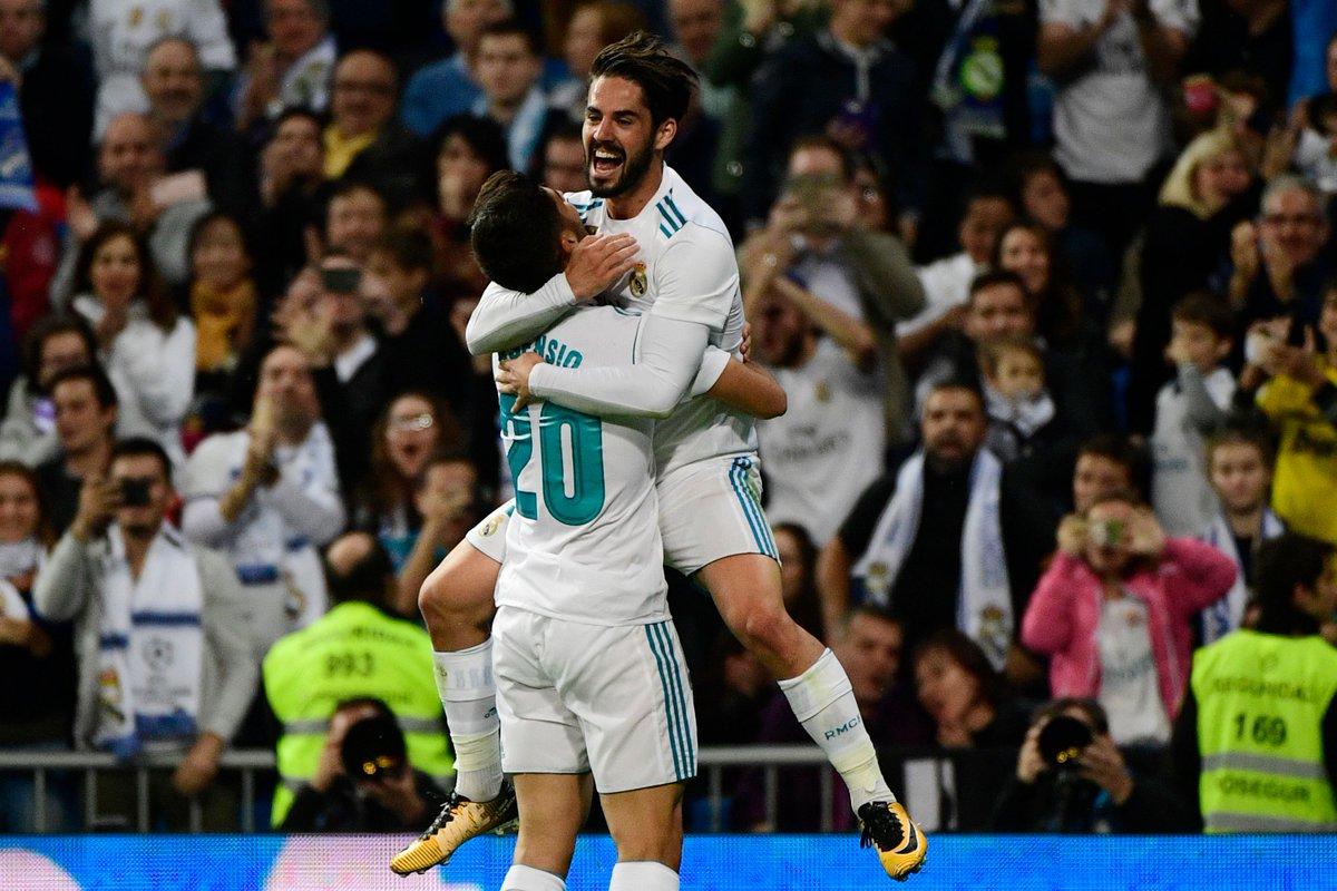 أهداف مباراة ريال مدريد وإيبار 3-0 الدوري الإسباني