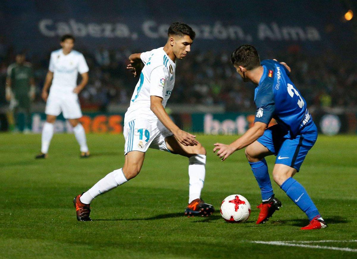 أهداف مباراة ريال مدريد وفوينلابرادا 2-0 كأس ملك إسبانيا