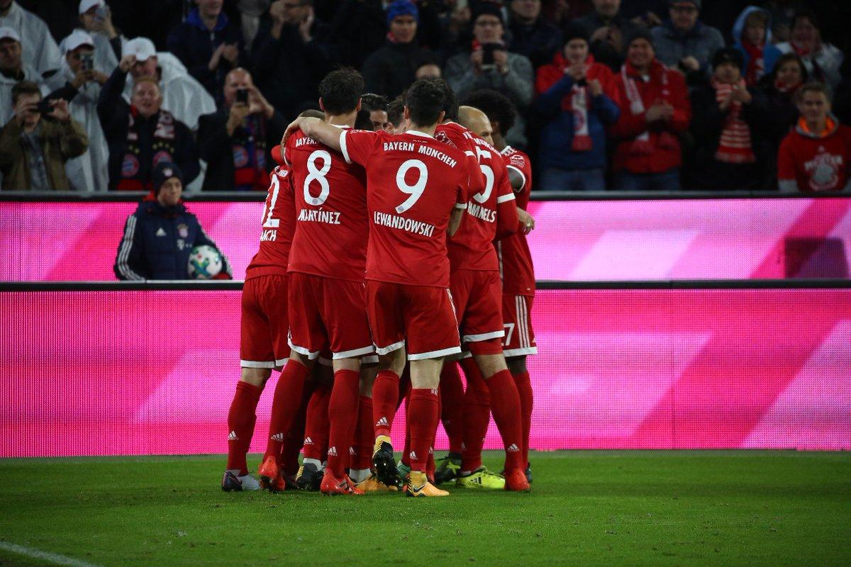أهداف مباراة بايرن ميونخ ولايبزيغ 2-0 الدوري الألماني