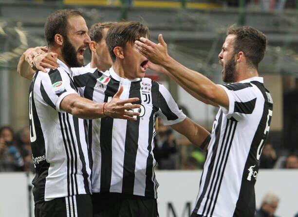 أهداف مباراة يوفنتوس وإنتر ميلان 3-2 الدوري الإيطالي