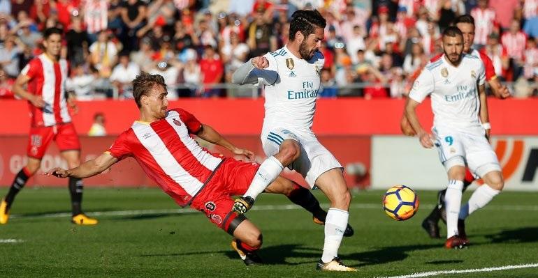 أهداف مباراة ريال مدريد وجيرونا 1-2 الدوري الإسباني