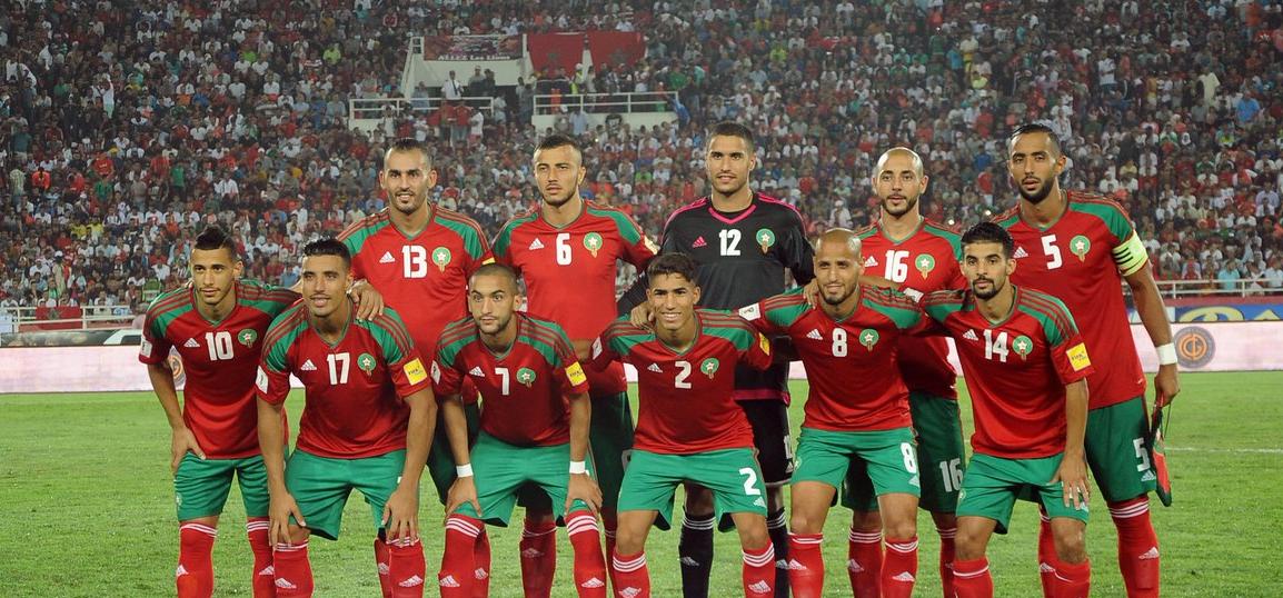 مفاجأة … دفاع منتخب المغرب الأقوي عالمياً