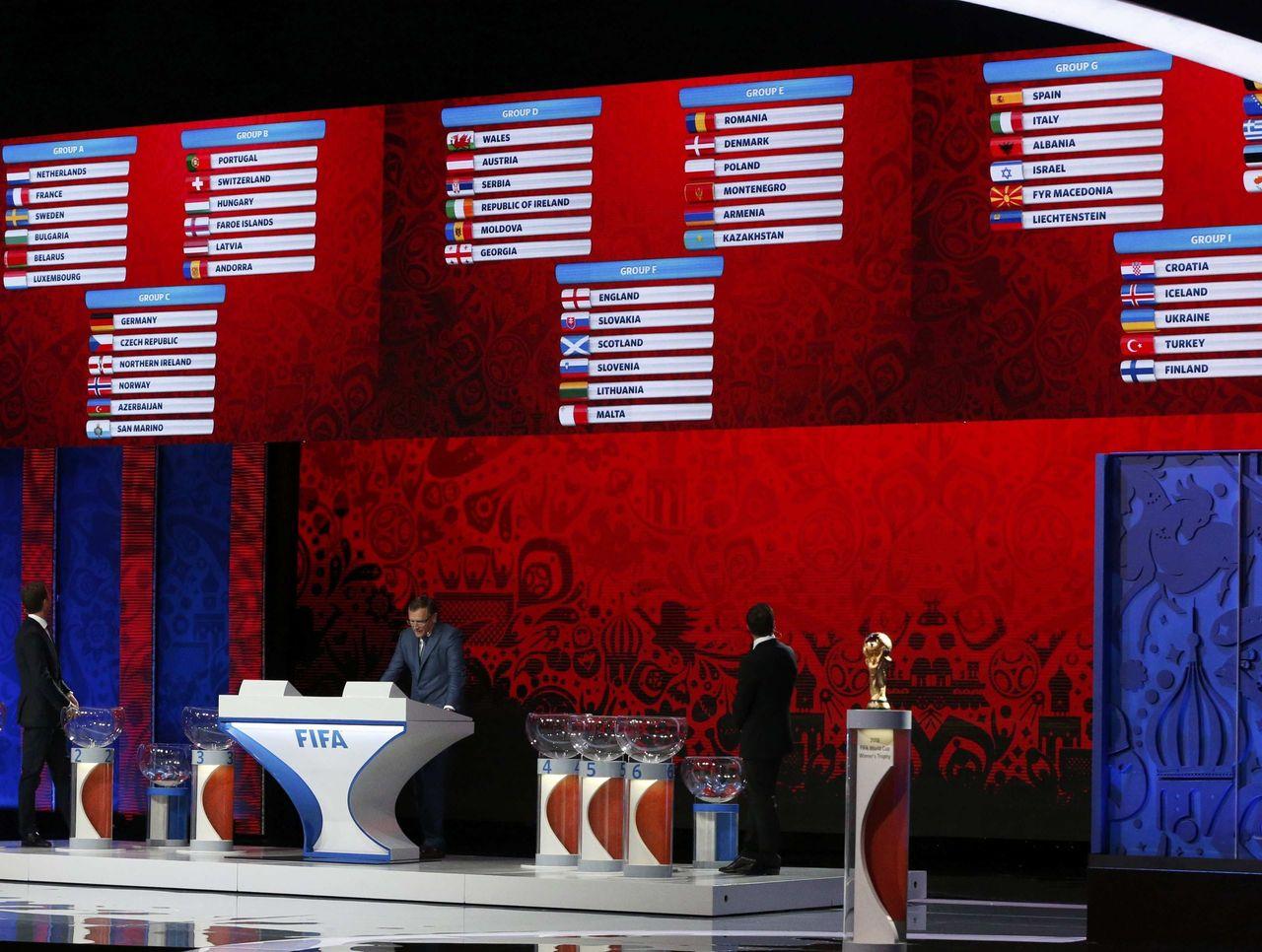 رسمياً … المنتخبات التي ستخوض الملحق الأوروبي