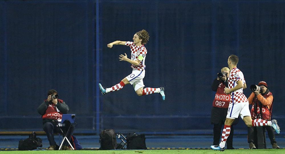 أهداف مباراة كرواتيا واليونان 4-1 ملحق كأس العالم 2018