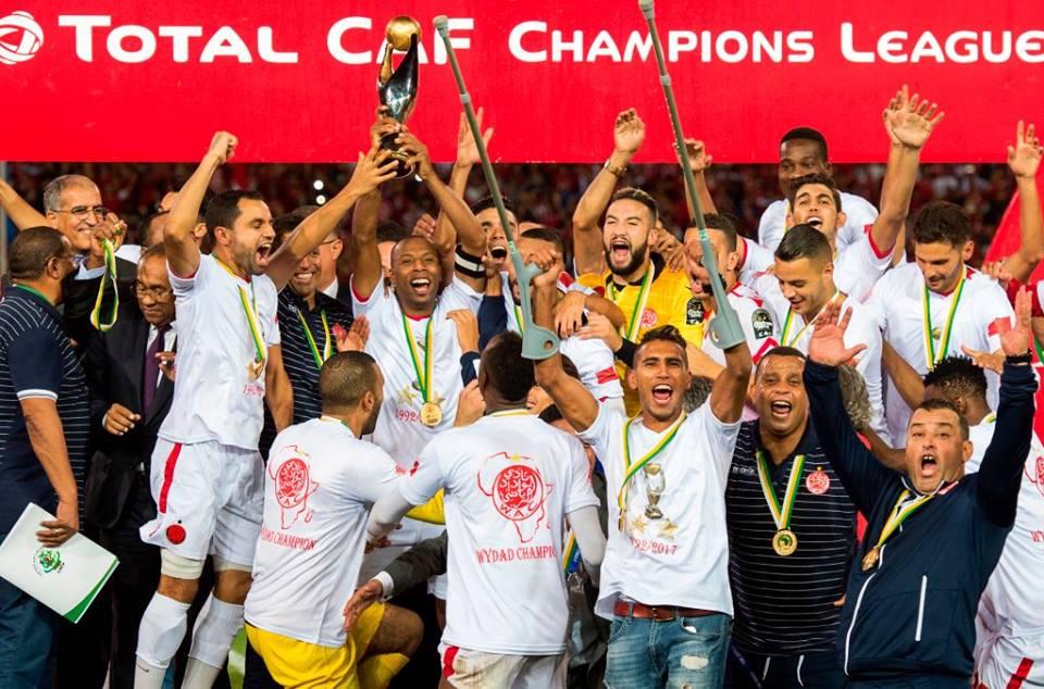 أهداف مباراة الوداد البيضاوي والأهلي المصري 1-0 دوري أبطال إفريقيا
