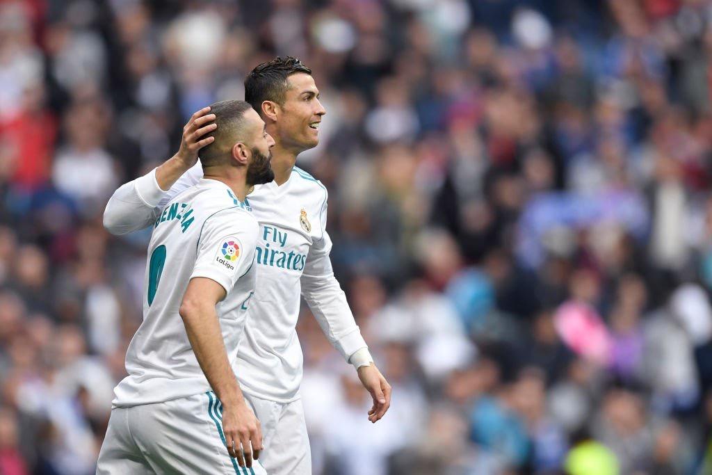 ريال مدريد يحقق فوزا صعبا على ملقة