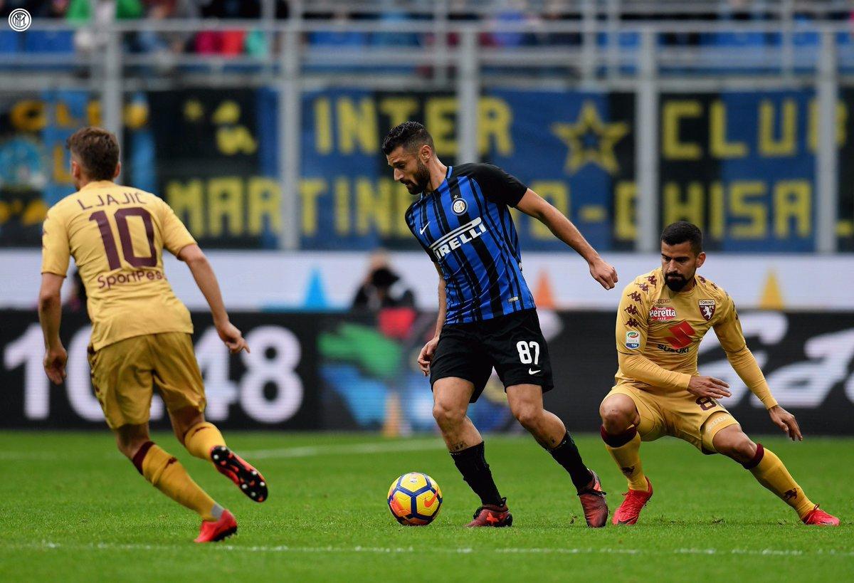 أهداف مباراة إنتر ميلان و تورينو 1-1 الدوري الإيطالي