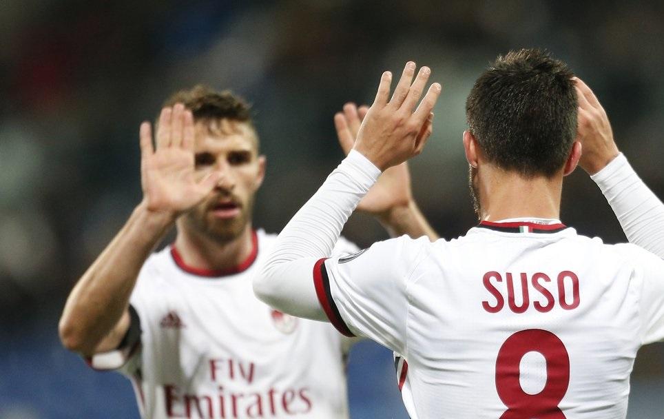 أهداف مباراة ميلان وساسولو 2-0 الدوري الإيطالي