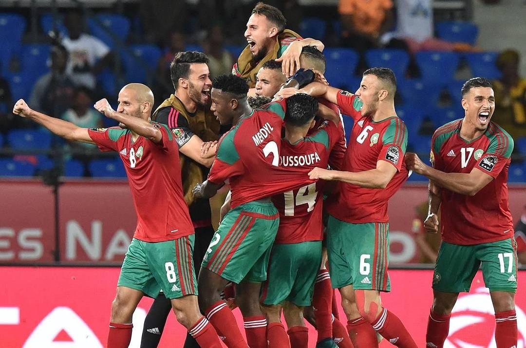 أهداف مباراة المغرب وكوت ديفوارد 2-0 تصفيات كأس العالم 2018