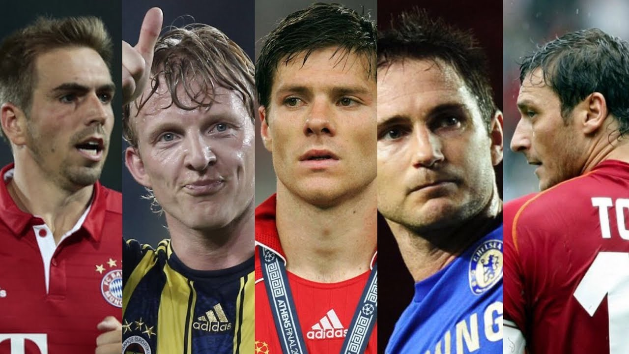 أشهر اللاعبين الذين اعتزلوا كرة القدم عام 2017