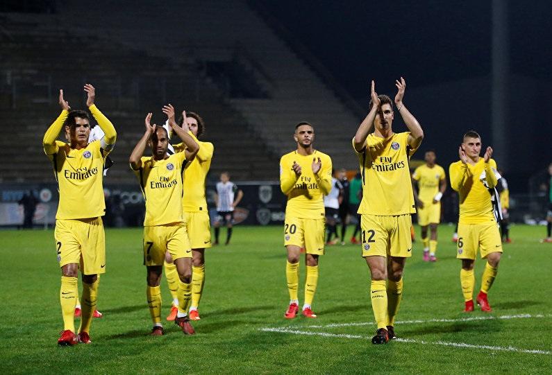 أهداف مباراة باريس سان جيرمان ورين 4-1 الدوري الفرنسي